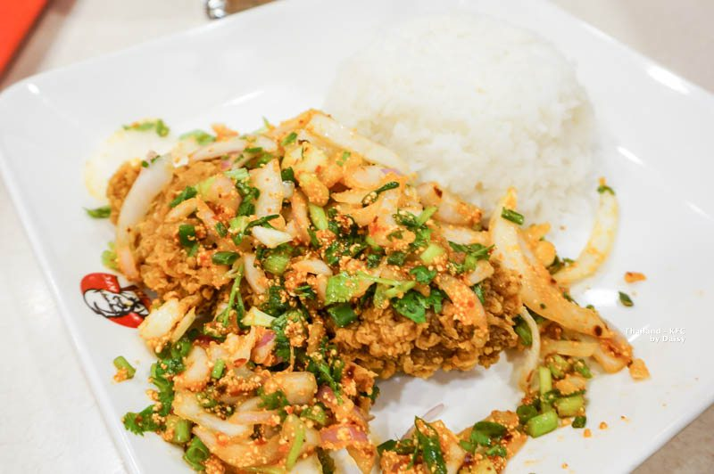 泰國旅遊, 曼谷旅遊, 曼谷美食, 泰國肯德基, KFC, 曼谷自助旅行, 曼谷自由行KFC-7