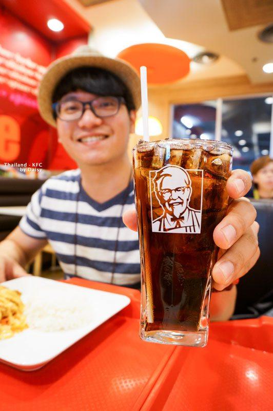 泰國旅遊, 曼谷旅遊, 曼谷美食, 泰國肯德基, KFC, 曼谷自助旅行, 曼谷自由行KFC-8