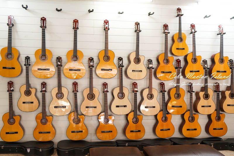 宿霧景點, Mactan Island, 麥克坦島, Alegre Guitars Factory, 吉他觀光工廠, 宿霧自助旅行, 菲律賓旅遊