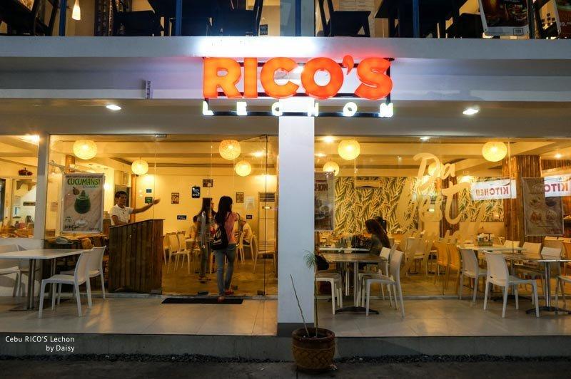 ricos-lechon, 宿霧美食, 烤乳豬, 菲律賓旅遊, 菲律賓語言學校