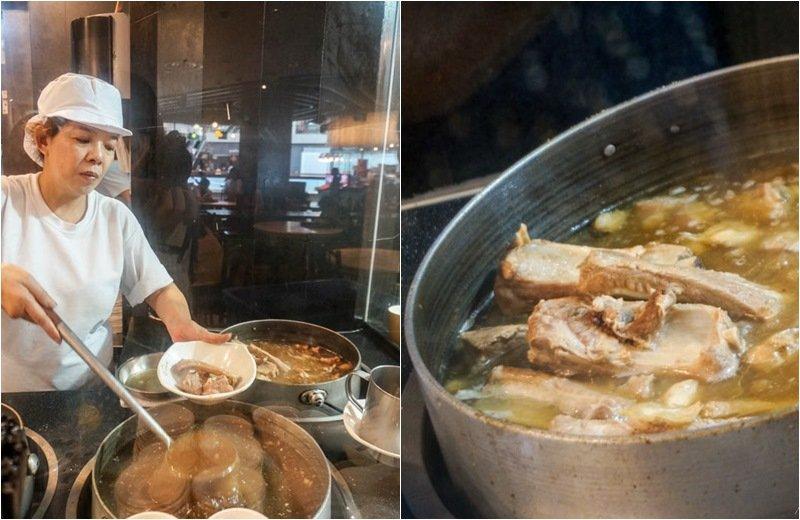 新加坡肉骨茶,黃亞細,黃亞細肉骨茶,金沙酒店.金沙美食街,新加坡必吃,肉骨茶