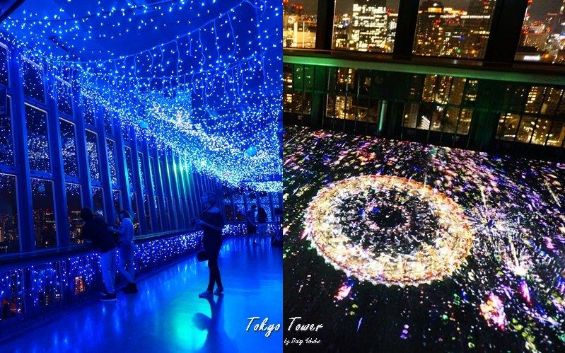 tokyo-tower,東京鐵塔,東京自由行,東京夜景,大展望台