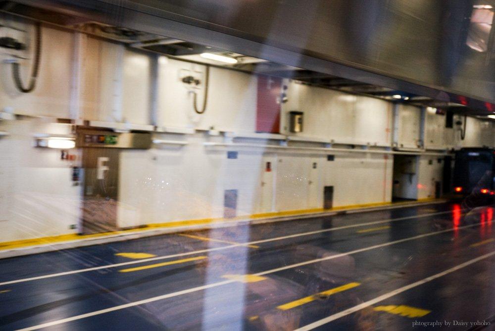 坐火車去旅行,IC36,德鐵,丹麥,漢堡,哥本哈根,火車進船肚,火車開進船,火車海關,海關檢查,跨國列車