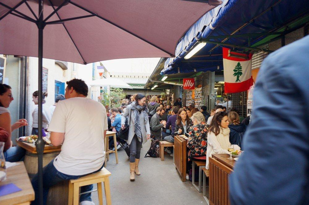 巴黎自由行, 紅孩兒市集, 巴黎市集, 法國市集, 巴黎景點, 巴黎傳統市集, 三明治, 巴黎小吃, 法國小吃, 可麗餅, 巴黎美食, 法國自助旅行