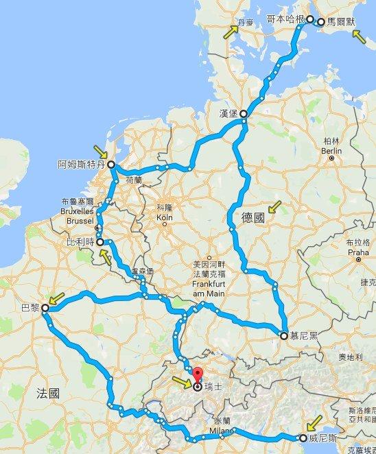 歐洲旅遊, 我是旅行狂, 飛達旅遊, 歐洲通行證, 火車通行證, 歐洲火車, 跨國火車, 鐵道之旅, 歐洲28國通行證