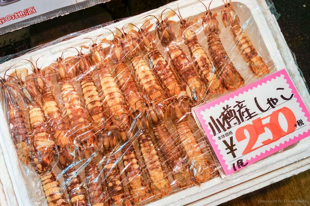 sankaku-market, 北海道, 小樽, 三角市場, 小樽朝市, 小樽早餐, 海鮮丼飯, 日本料理, 三角市場推薦, 三角市場美食, 滝波食堂