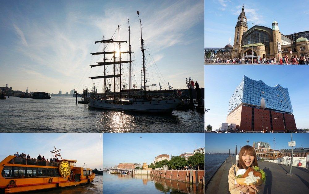 hamburg, 漢堡, 北德, 德國自助, 獅子王歌劇, 德國自由行, 歐洲旅遊