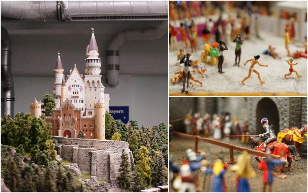 micro, 微小博物館, 漢堡景點, 德國景點, 德國自助, 漢堡自由行
