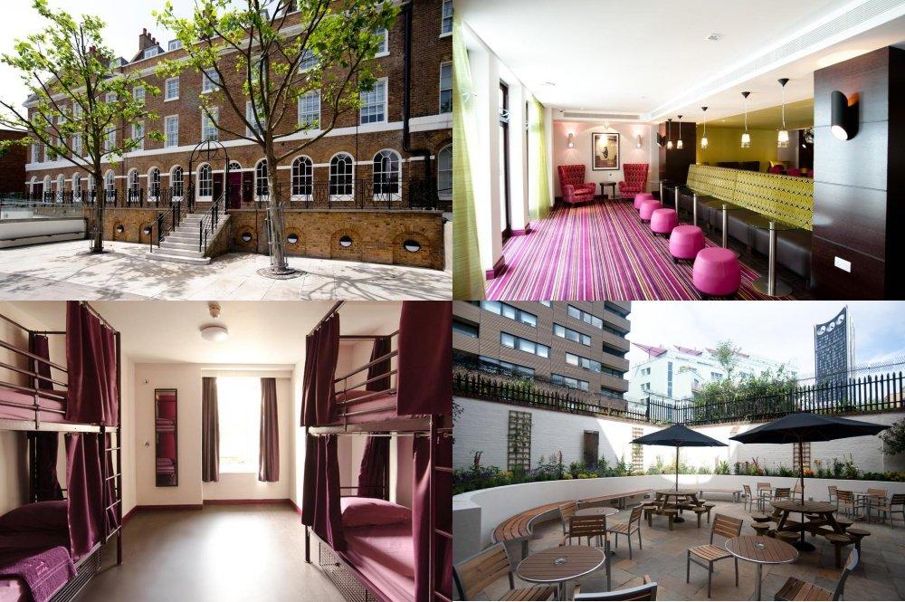 英國倫敦住宿推薦 | Safestay London Elephant & Castle(倫敦大象與城堡安全住宿旅舍)l 平價青年旅館