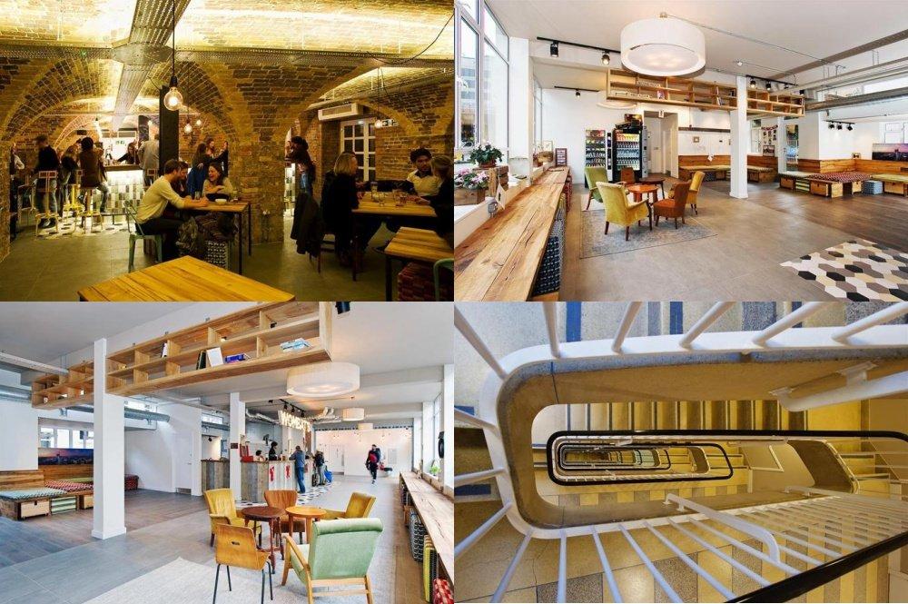 英國倫敦住宿推薦   Wombats City Hostel London(倫敦袋熊城市旅舍)