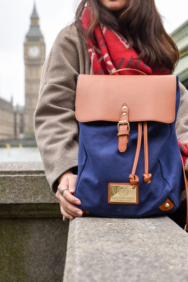 女生後背包推薦, 歐洲品牌, 旅行背包, 筆電後背包, 北歐瑞典設計背包, 黛西優齁齁, 背包穿搭, Gaston Luga