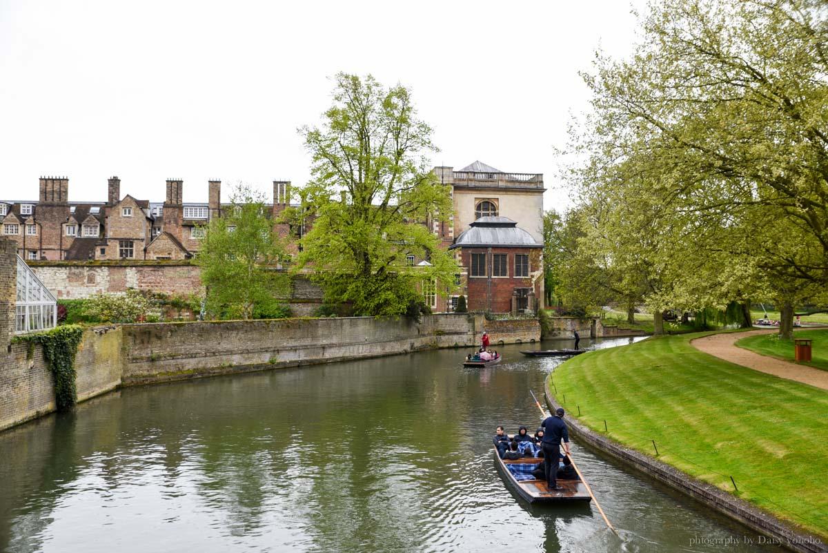 劍橋, 劍橋半日遊, 英國景點, 英國自助旅行, 英國自由行, 劍橋景點, 英國火車, 坐火車去旅行, 嘆息橋, 康河撐船, cambridge
