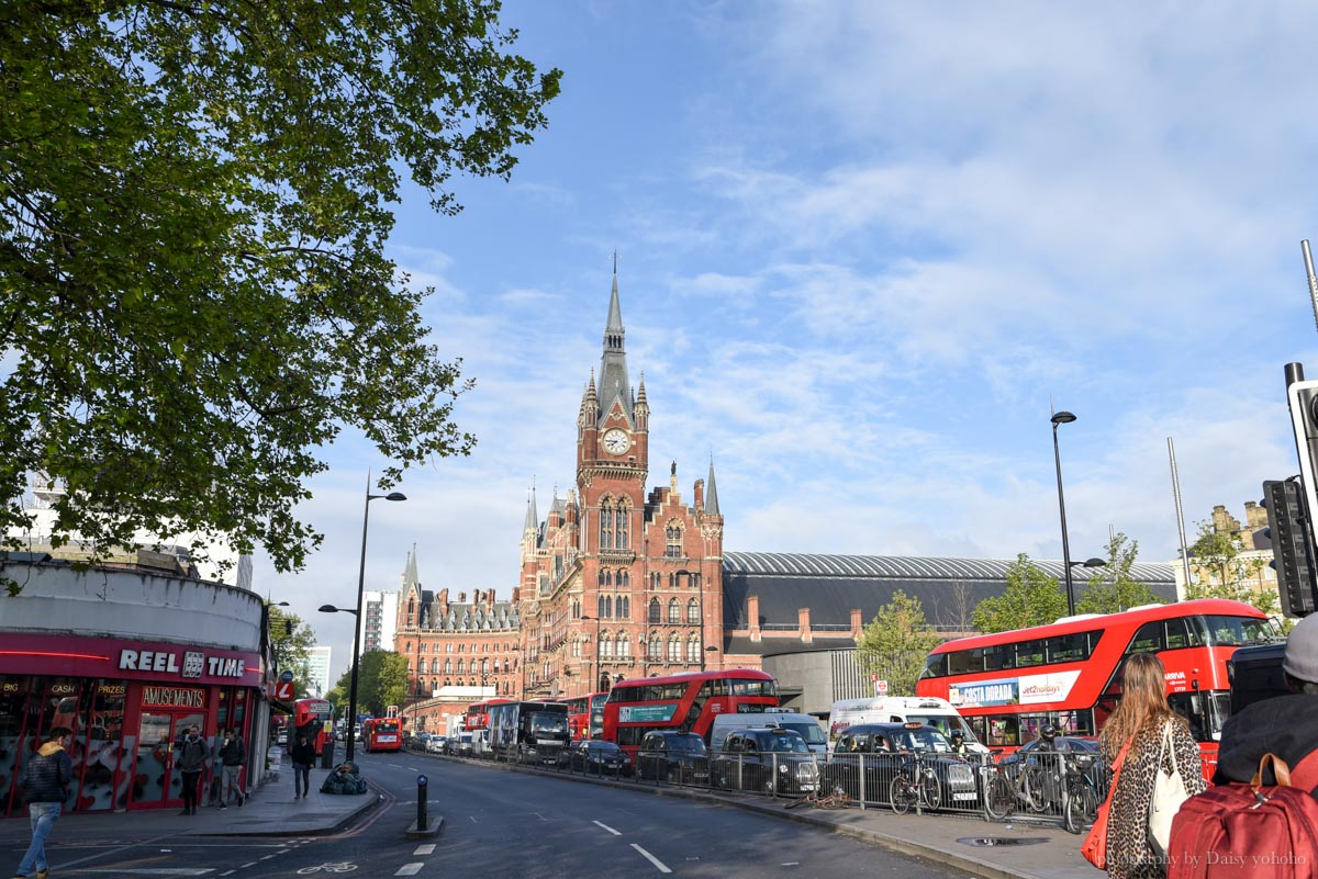 kingcross, 王十字車站, 英國自助旅行, 倫敦自由行, 倫敦景點, 哈利波特, 九又四分之三月台, 歐洲旅遊, 倫敦火車站