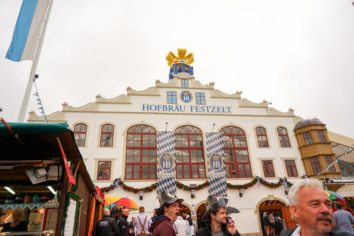 germany-munich-octofest, 德國, 德國慕尼黑, 慕尼黑自助旅行, 慕尼黑自由行, oktoberfest, 德國啤酒節, 啤酒節帳篷, 帳棚