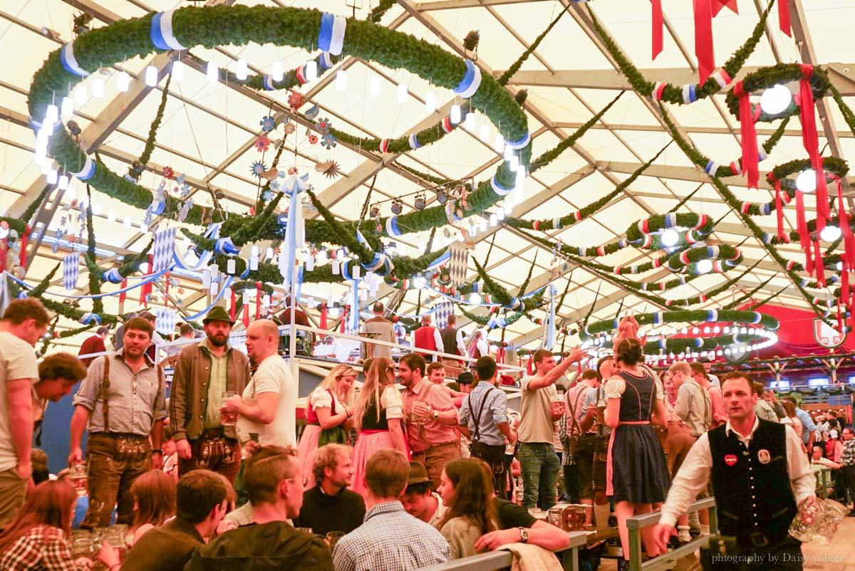 德國, 慕尼黑啤酒節, 德國慕尼黑, 慕尼黑自助旅行, 慕尼黑自由行, oktoberfest, 德國啤酒節, 啤酒節帳篷, 帳棚, germany-munich-octofest
