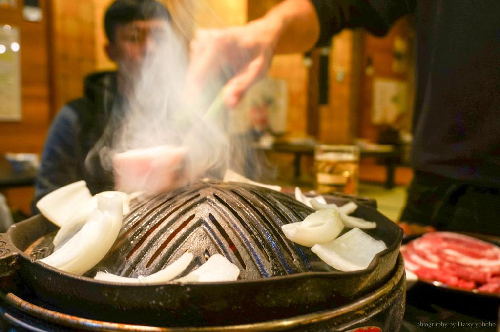 hokkaido-lamb 成吉思汗, 旭川, 北海道美食, 日本旅遊, 北海道自助旅行
