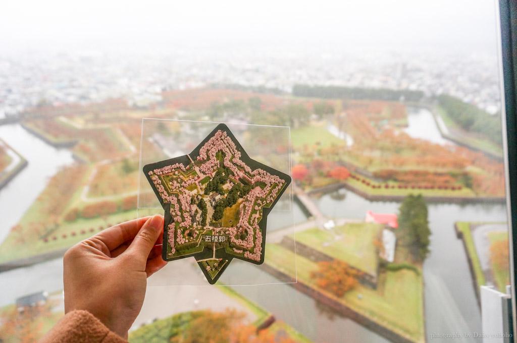 五稜郭, 五稜郭塔, 函館景點, 北海道, 五稜郭冰淇淋, 星型碉堡, Goryokaku-Tower
