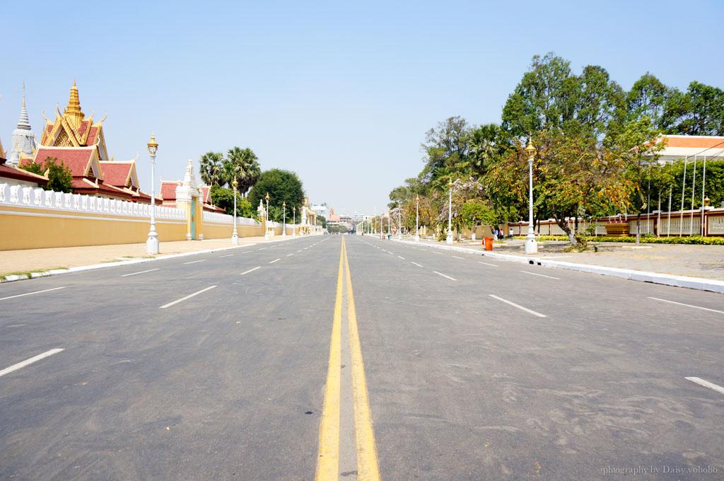 cambodia-Royal-Palace, 柬埔寨, 金邊皇宮, 金邊王宮, 金邊景點, 柬埔寨皇宮, 柬埔寨自助旅行, 柬埔寨旅遊
