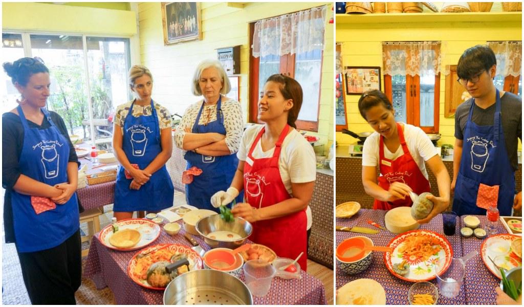 Sompong-Thai-Cooking-School, 曼谷美食, 泰國自助旅行, 曼谷廚藝學校, 泰國菜, 泰國菜學校