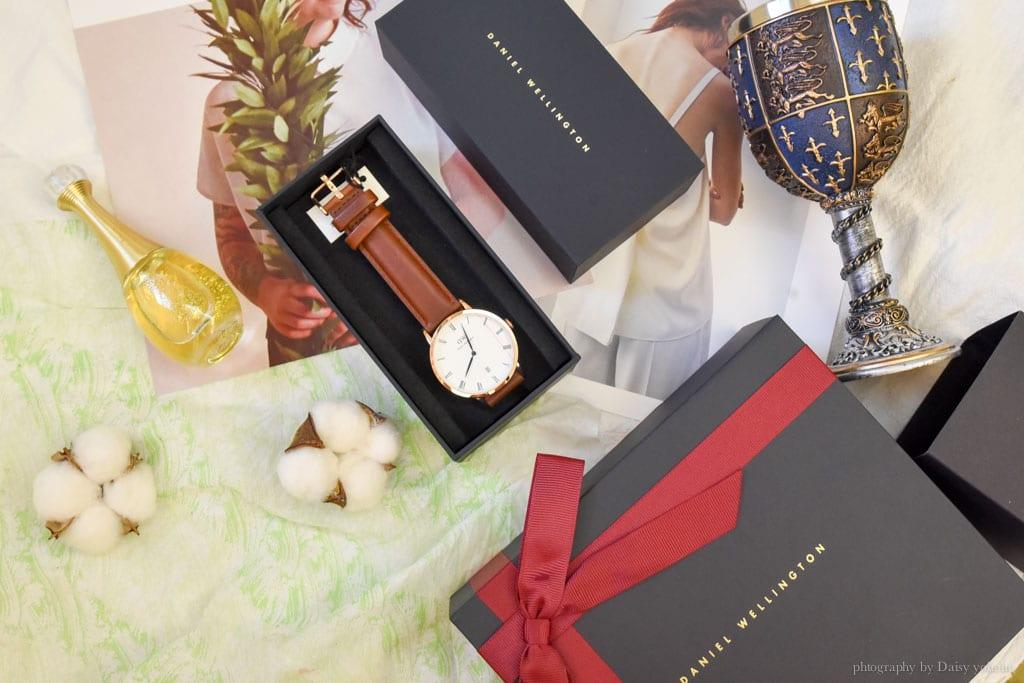 dw-watch, DW手錶, DW折扣碼, DW大小, DW玫瑰金, Dapper, 黑錶面, 錶帶, DW