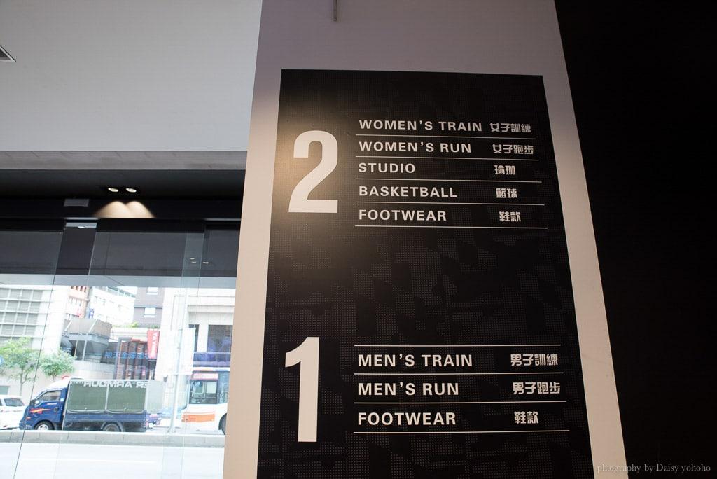 under armour, UA, 新莊中正直營門市, 運動品牌 Curry鞋子, Reactor, UA外套, 慢跑鞋, 防風外套