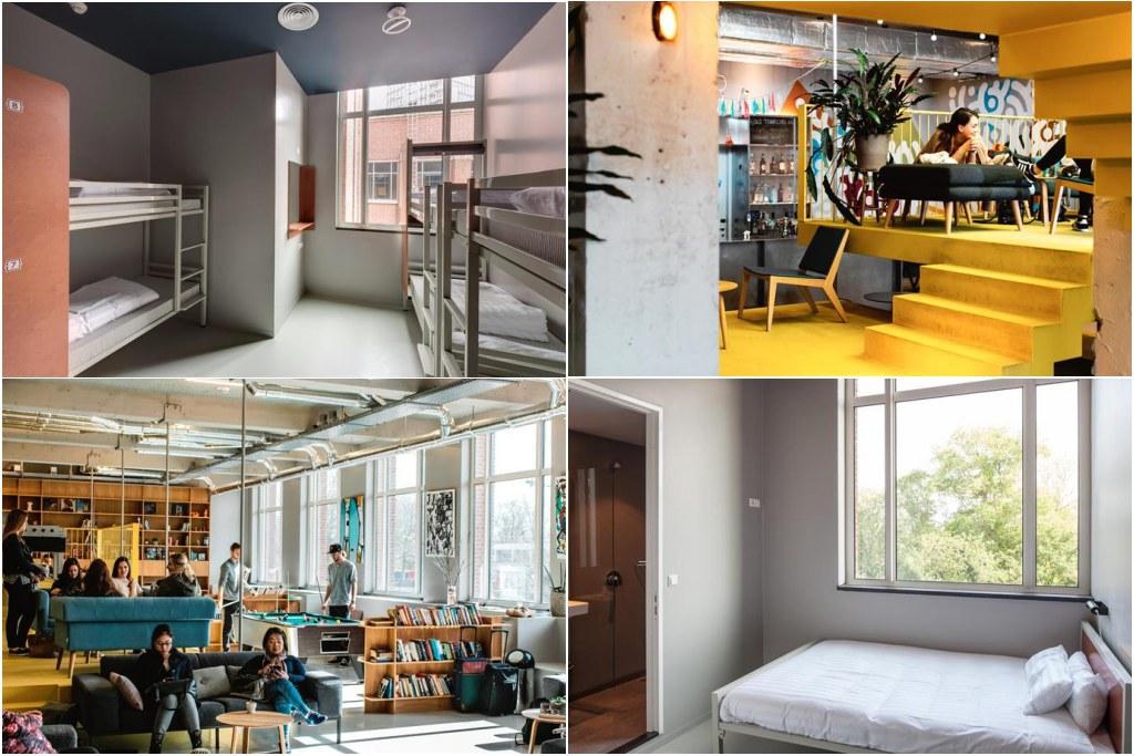阿姆斯特丹-hostel, 阿姆斯特丹青旅, 青年旅館, 荷蘭住宿, 阿姆斯特丹住宿推薦, 阿姆斯特丹住宿區域,