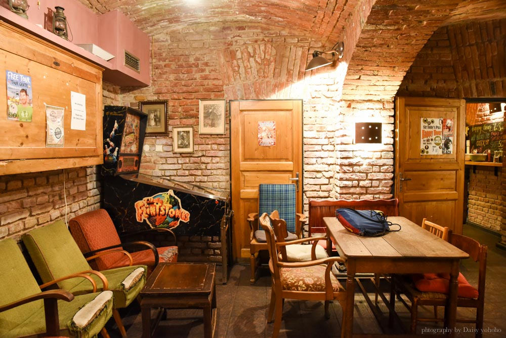 Sir-Tobys-Hostel, 布拉格住宿, 布拉格自由行, 捷克自助, 青年旅館, 平價住宿, 食尚玩家