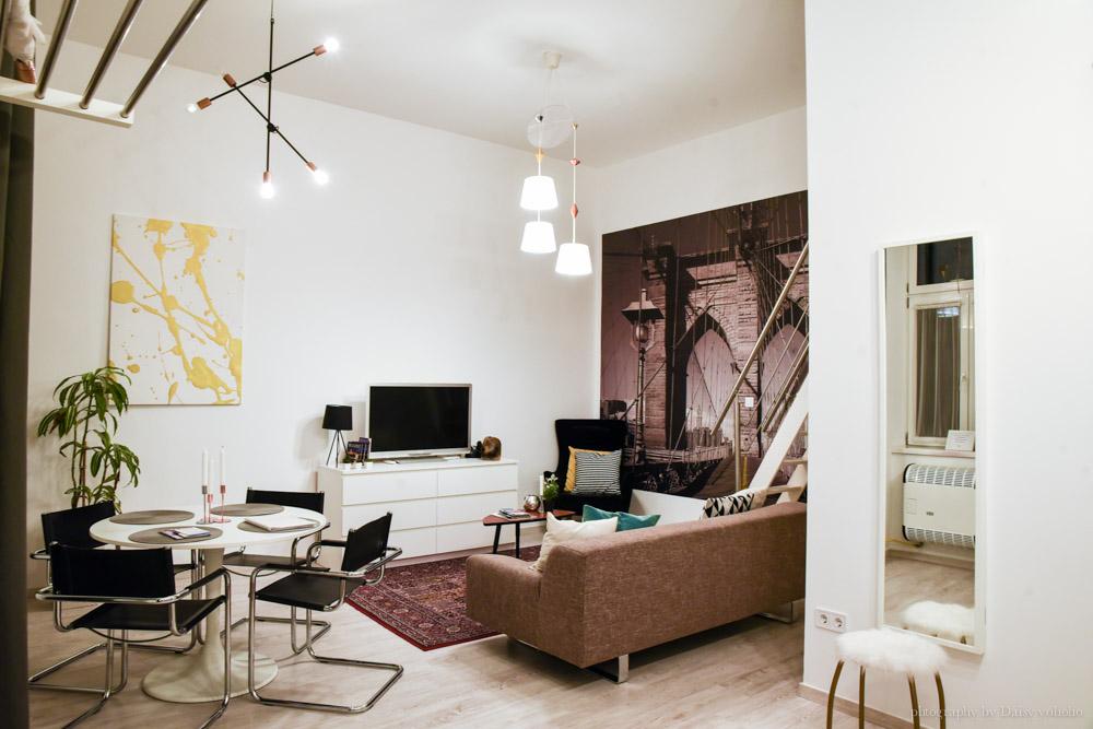 布達佩斯住宿, 匈牙利自助, budapest, airbnb, 平價住宿,