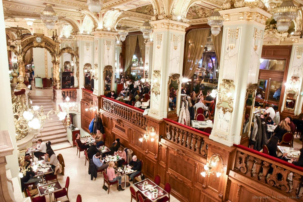 new york cafe, 布達佩斯, 匈牙利, 世界最美咖啡館, 紅雀, 電影場景