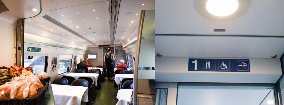 schwyz-train, stops, Swiss Travel Pass, 瑞士火車通行證, 瑞士火車, 餐車