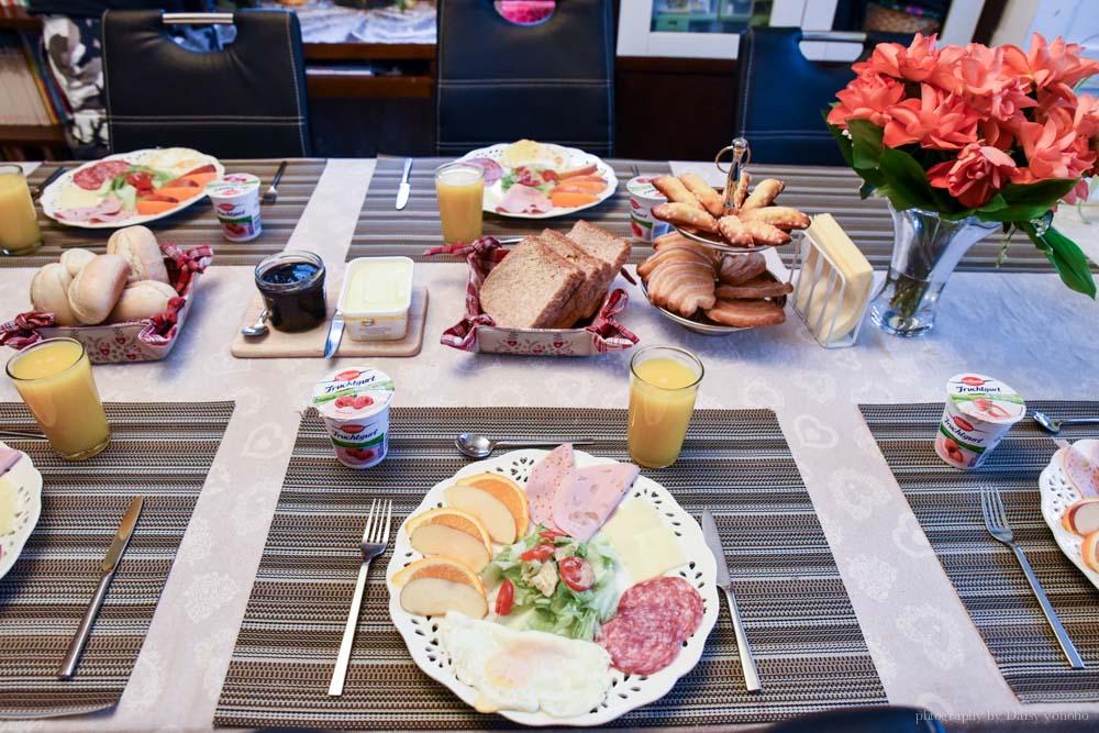 jenny's home, winterthur, 瑞士住宿, 瑞士民宿, 台灣人民宿, 蘇黎世機場, 瑞士自助, 瑞士自由行, 溫特吐爾, 民宿免費早餐