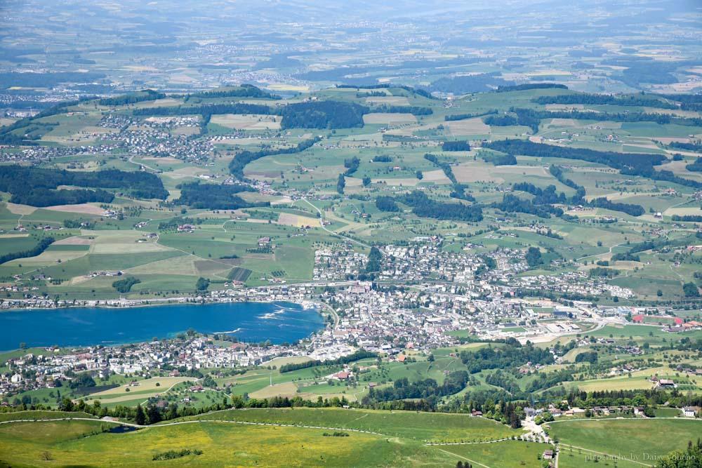 rigi-kulm, 瑞吉山, 瑞士自助, 瑞士自由行, 瑞士火車通行證, 坐火車遊瑞士, 瑞吉山交通方式, 山中皇后, 山巒皇后
