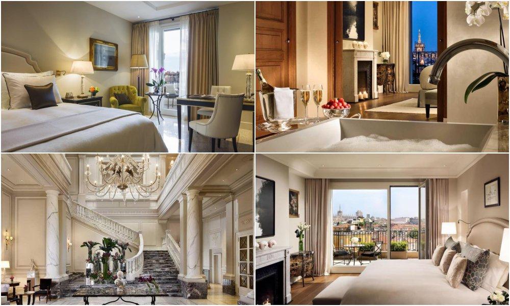 palazzo-spa, 米蘭住宿推薦, Hotel Berna, 瑞士伯納酒店, 義大利米蘭, 米蘭中央火車站, 米蘭大教堂