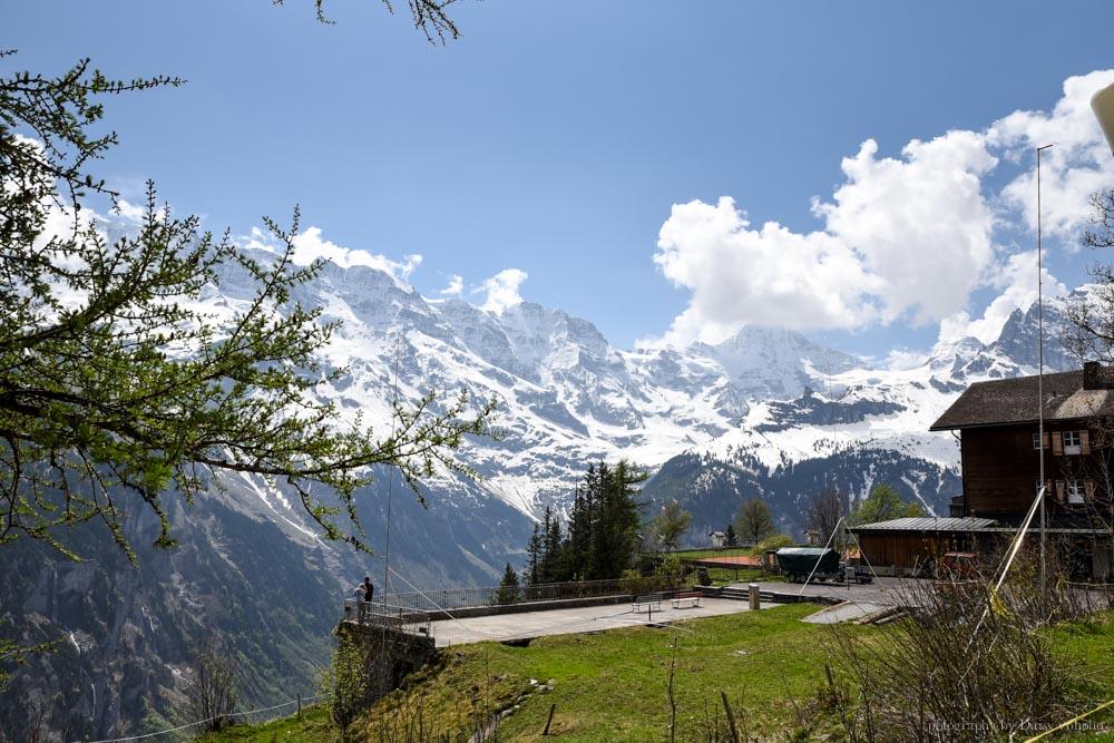 瑞士, 雪朗峰, schilthorn, Murren, 瑞士自助, 瑞士自由行, 瑞士旅行通行證, 瑞士交通, 雪朗峰交通