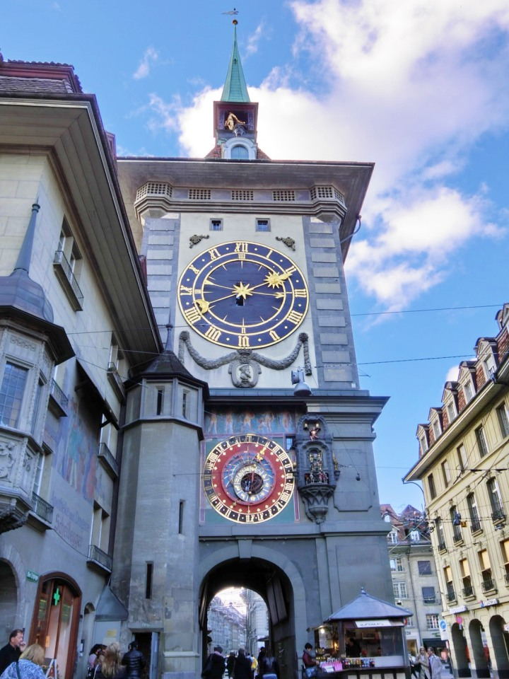 Bern, 伯恩, 瑞士自由行, 瑞士自助旅行, 時鐘塔, 熊公園, 聯邦宮, 德語區