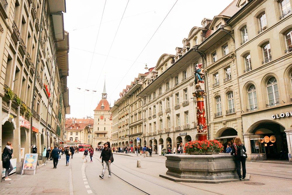 Bern, 伯恩, 瑞士自由行, 瑞士自助旅行, 時鐘塔, 熊公園, 聯邦宮, 德語區, 瑞士首都, 噴泉之都