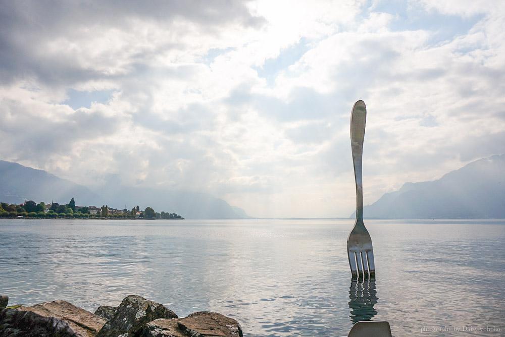 vevey, 沃韋, 瑞士景點, 瑞士自由行, 雷夢湖, 卓别林, 雀巢, 瑞士自助旅行, 卓別林世界, 雀巢營養博物館, The folk