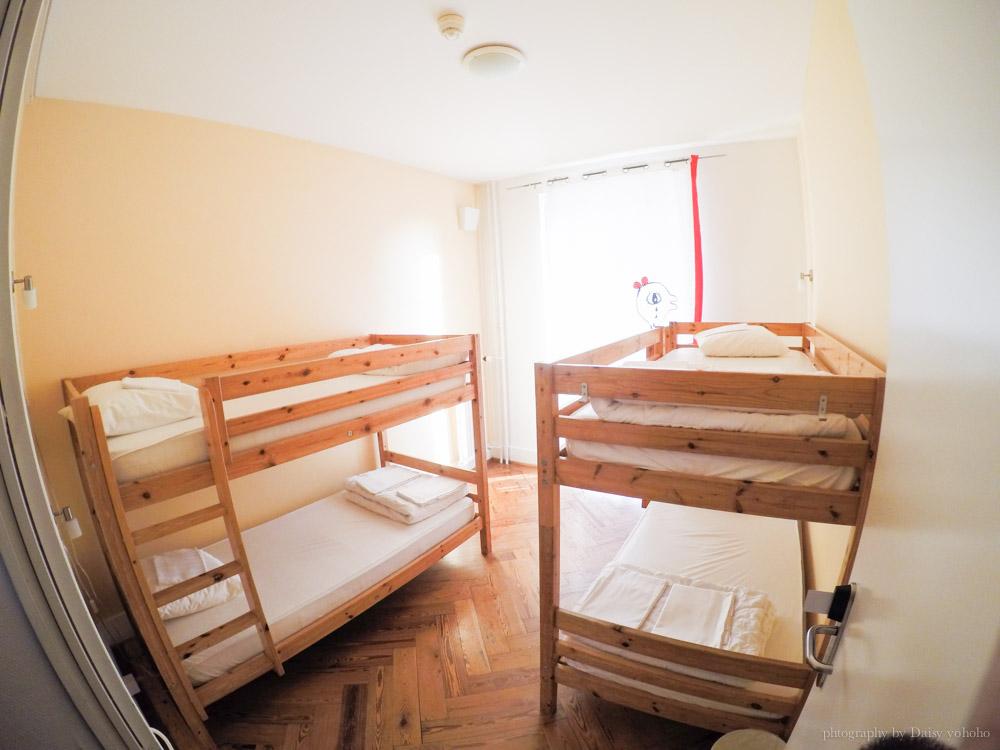 瑞士住宿, 洛桑住宿, 洛桑背包客旅館, Lausanne Guesthouse & Backpacker, 瑞士自由行, 瑞士自助旅行
