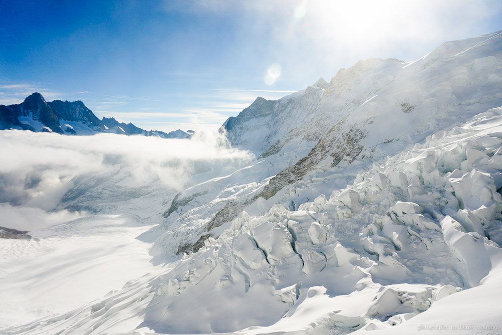 瑞士, 少女峰, jungfrau, Jungfraujoch, 少女峰鐵道, 小夏戴克, 少女峰交通, 少女峰門票