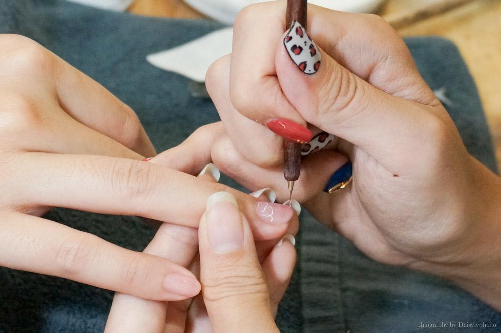 台南美甲, 台南光療指甲, 台南美甲推薦, 彩繪指甲, 新娘光療彩繪指甲, 貝蘿小姐, miss bello, 台南美睫, 做臉