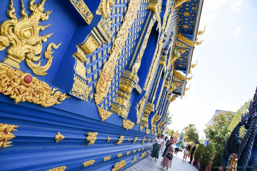 泰國換錢, 清萊一日遊, 清萊自由行, 清萊自助, 清邁自由行, 清邁自助, 泰國清邁, 白廟, 藍廟, chiang rai
