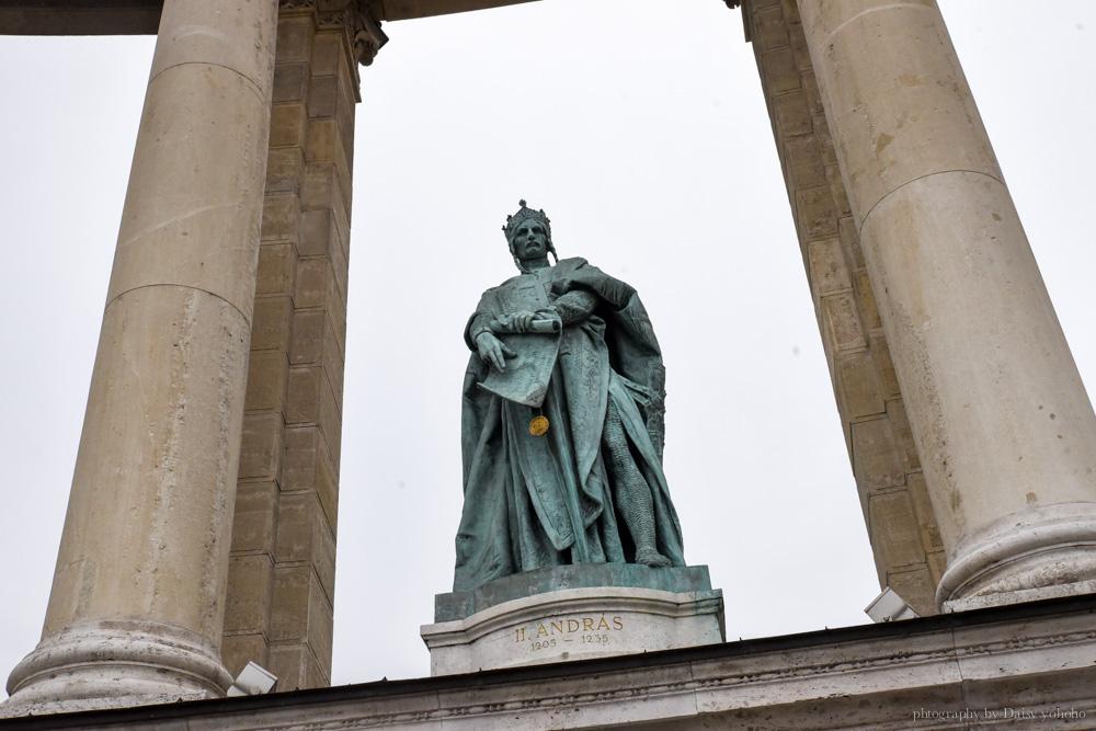 英雄廣場, 布達佩斯自由行, 布達佩斯自助, 布達佩斯景點, 匈牙利