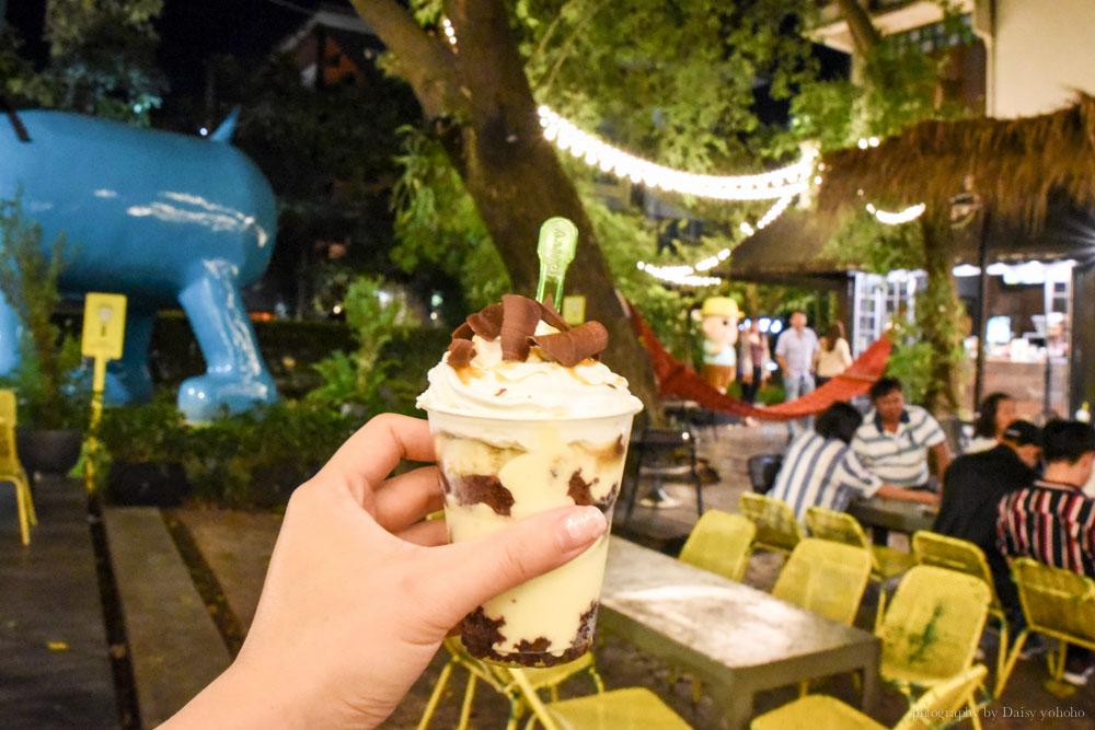 iberry, 清邁下午茶, 清邁美食, 冰淇淋店, iberry 冰品, 清邁甜點, 清邁自助, 清邁自由行, 泰國設計
