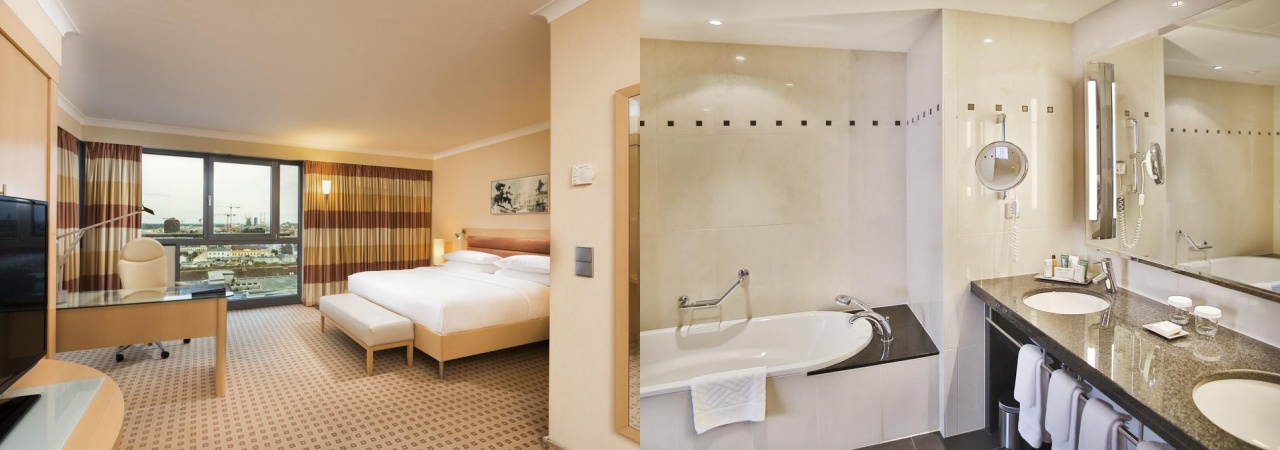 希爾頓酒店 Hilton Vienna, 維也納住宿, 維也納住宿推薦, 維也納自助, 維也納自由行, 歐洲, 奧地利, 維也納, 安全區域