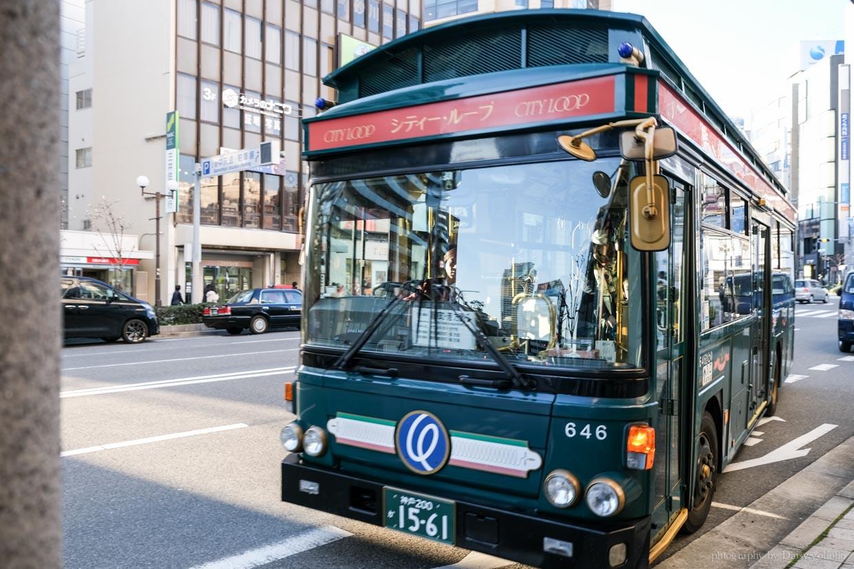 CITY LOOP, 神戶, 神戶一日遊, 神戶自由行, 神戶一日券, 神戶自助旅行, 神戶公車, 神戶交通, 神戶觀光巴士