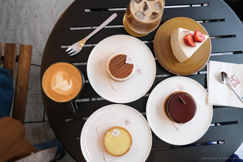 紀路甜點, Pâtisserie Noter, 行天宮甜點, 行天宮美食, 台北甜點, 行天宮下午茶, 蒙布朗, 草莓蛋糕