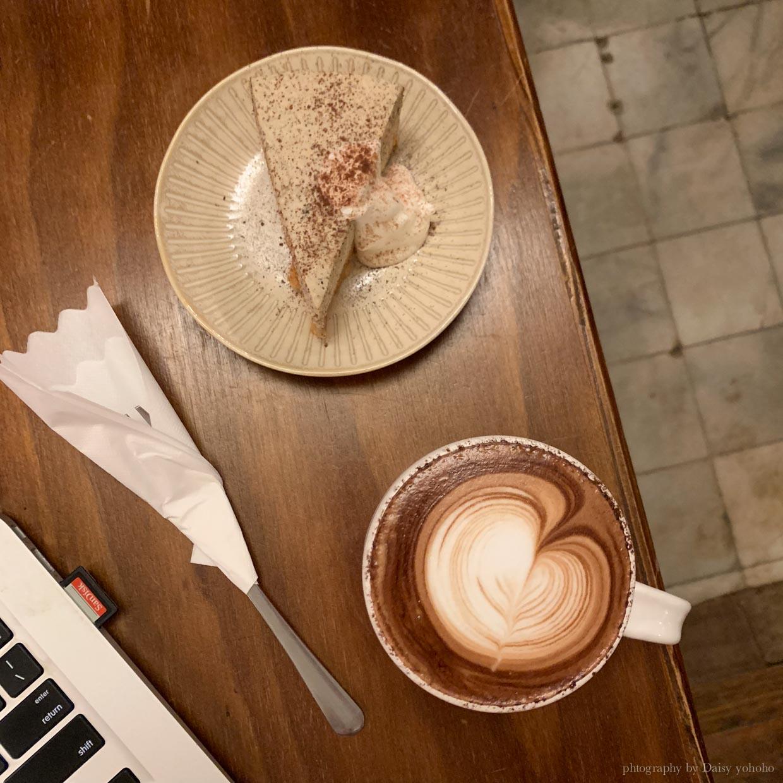 未央咖啡館, 大安區咖啡, 科技大樓站, 不限時咖啡廳, 漫畫