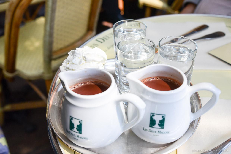 Les Deux Magots, 左岸咖啡館, 巴黎左岸咖啡, 巴黎咖啡, 塞納河畔