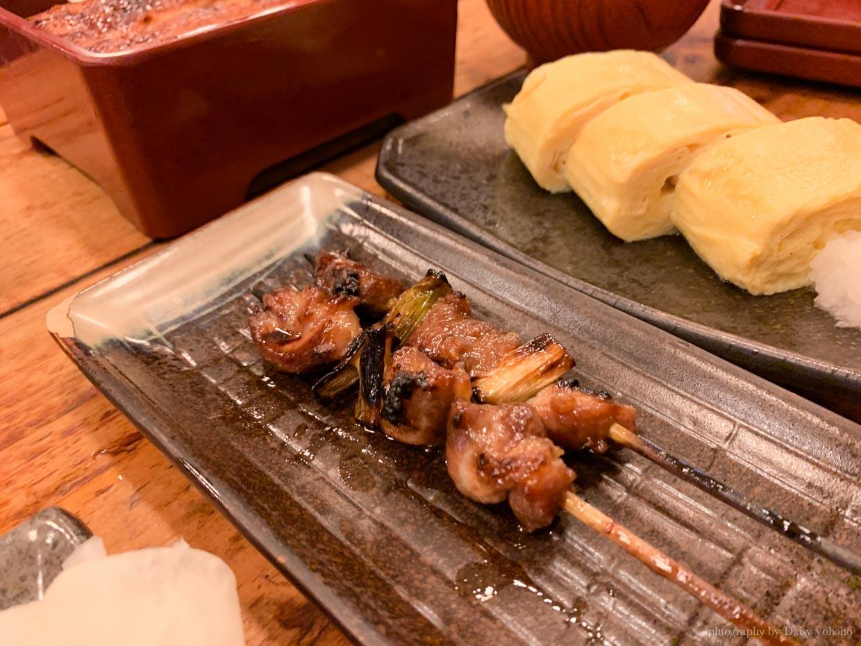 烤豬肉串 $40