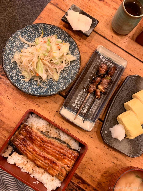 肥前屋, 鰻魚飯, 六條通, 中山站美食, 台北鰻魚飯, 林森北路鰻魚飯
